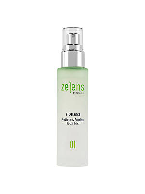 BuyZelens Z-Balance Prebiotic & Probiotic Facial Mist, 50ml Online at johnlewis.com