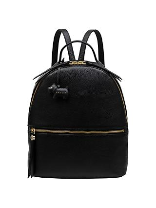 Radley Fountain Road Leather Medium Backpack