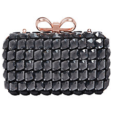 Buy Ted Baker Crystey Embelished Clutch Bag Online at johnlewis.com