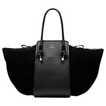 Buy Radley Bliss Crescent Leather Large Grab Bag Online at johnlewis.com
