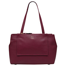Buy Radley Farthing Downs Leather Large Tote Bag Online at johnlewis.com