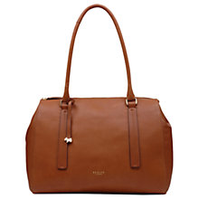 Buy Radley Globe Road Large Leather Grab Bag Online at johnlewis.com