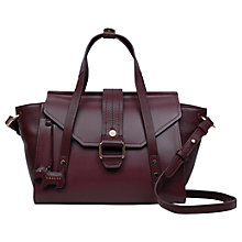 Buy Radley Ellis Mews Leather Medium Grab Bag Online at johnlewis.com