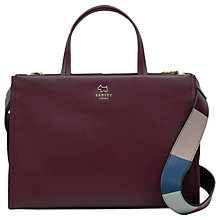 Buy Radley Hope Place Leather Grab Bag Online at johnlewis.com