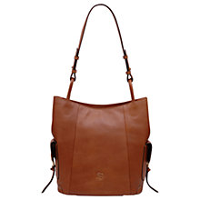 Buy Radley Lambeth Mews Leather Large Hobo Bag Online at johnlewis.com