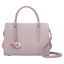 Buy Radley Liverpool Street Medium Leather Grab Bag Online at johnlewis.com
