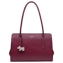 Buy Radley Liverpool Street Leather Medium Tote Bag Online at johnlewis.com