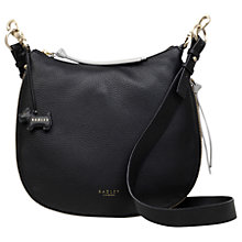 Buy Radley Pudding Lane Leather Large Cross Body Bag Online at johnlewis.com