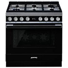 Buy Smeg Portofino Dual Fuel Range Cooker Online at johnlewis.com