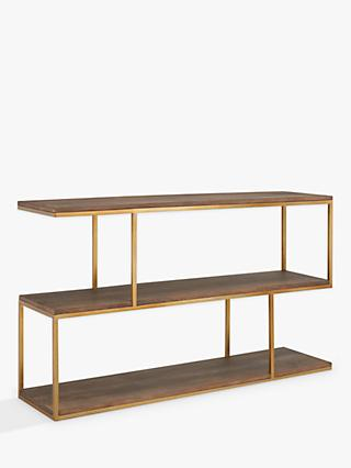 Content By Terence Conran Balance Metal Low Table Shelving Unit