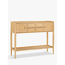 Buy ercol for John Lewis Shalstone Console Table Online at johnlewis.com