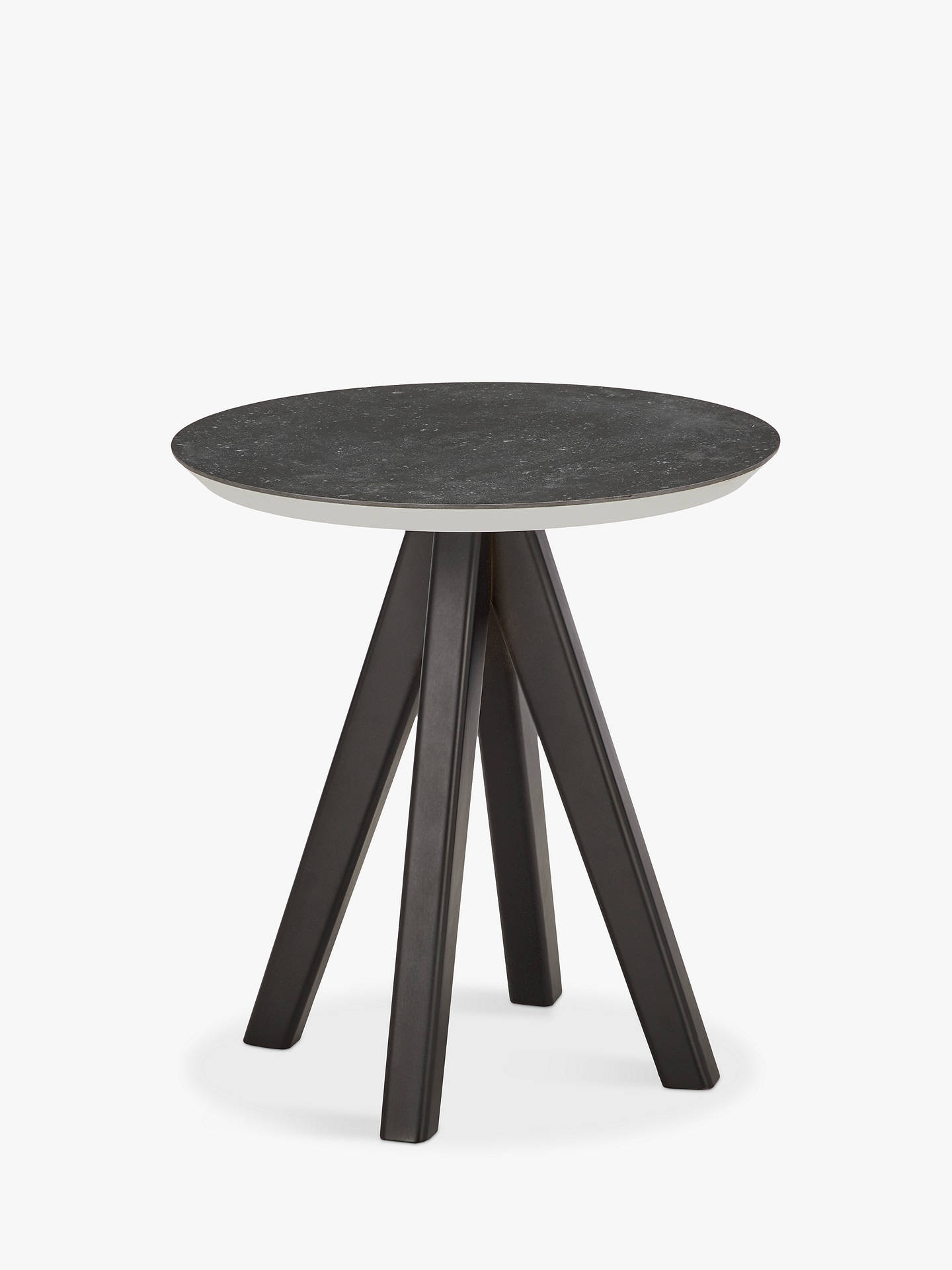 John Lewis Partners Amalfi Round Side Table At John Lewis Partners