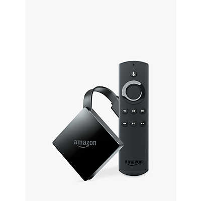 Image of Amazon Amazon All-New Fire Tv With 4K Ultra Hd And Alexa Voice Remote