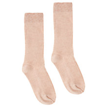 Buy Hygge by Mint Velvet Knitted Ankle Socks Online at johnlewis.com