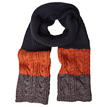 Buy White Stuff Spencer Stripe Scarf Online at johnlewis.com