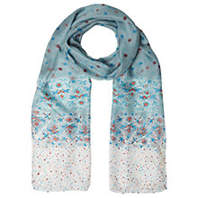 Buy White Stuff Natural Alana Silk Scarf, Multi Online at johnlewis.com