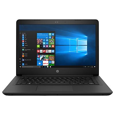 "Image of HP 14-BP026NA Laptop, Intel Core i5, 4GB RAM, 128GB SSD, 14"", Black"