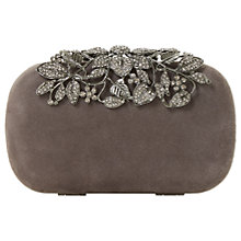 Buy Dune Emberrs Box Clutch Bag Online at johnlewis.com