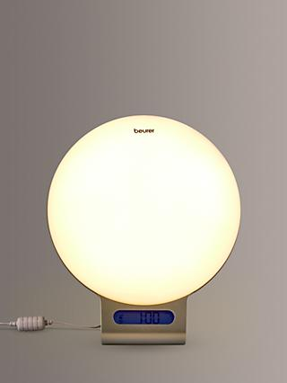 Beurer WL 75 Wake Up App Controlled Light, White