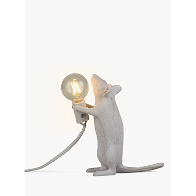 Seletti Standing Mouse Table Lamp Review