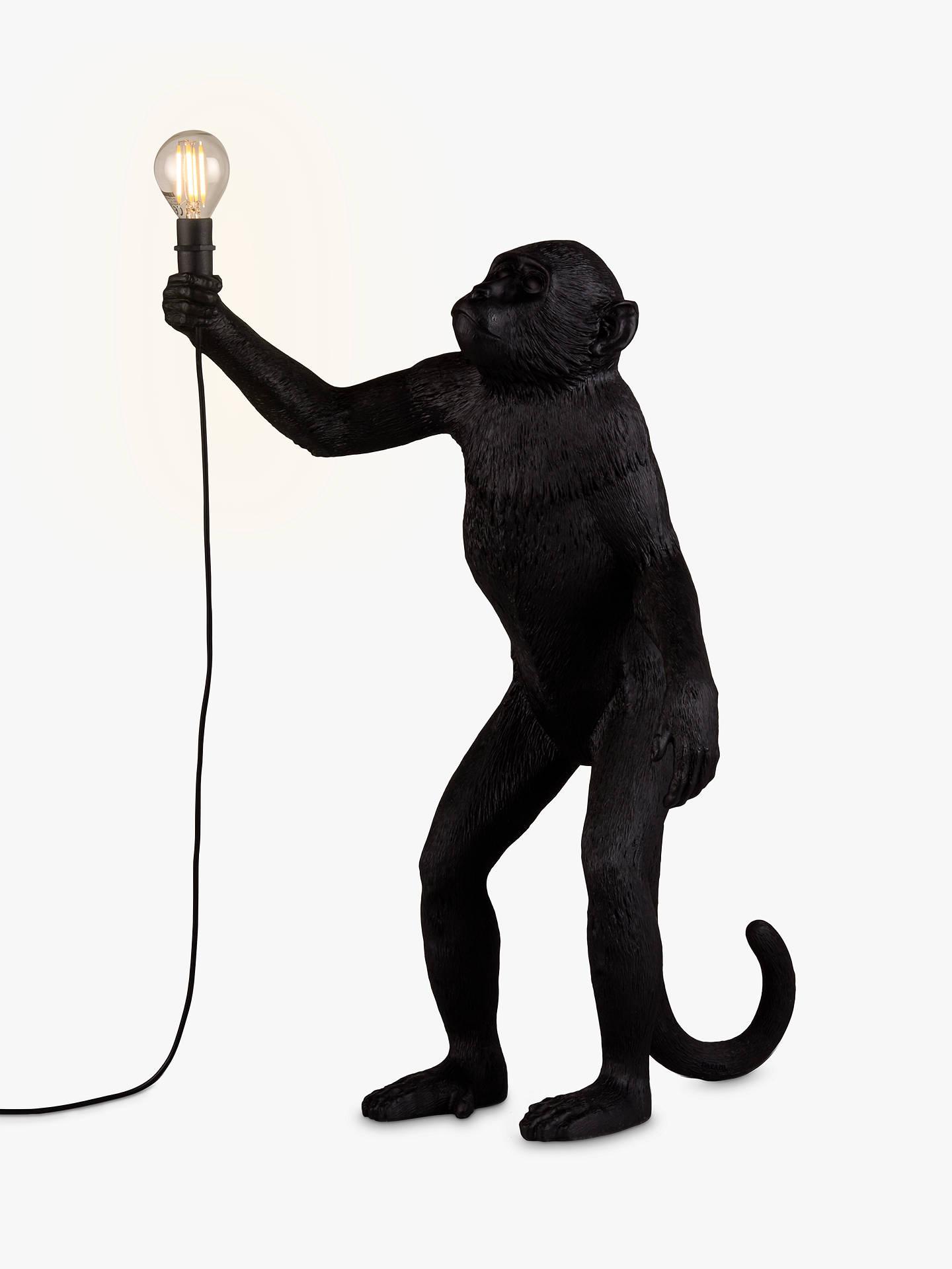 Seletti Standing Monkey Lamp