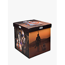Buy Star Wars Kube Storage Box, Multi Online at johnlewis.com