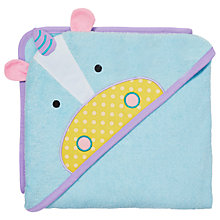 Buy Skip Hop Baby Unicorn Hooded Towel Online at johnlewis.com