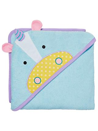 Skip Hop Baby Unicorn Hooded Towel