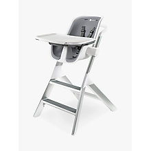 Buy 4Moms 2.1 Highchair, Grey Online at johnlewis.com