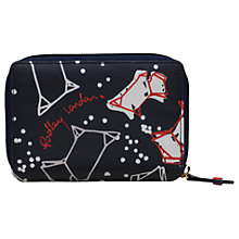 Buy Radley Speckle Dog Medium Bi-Fold Purse, Ink Online at johnlewis.com