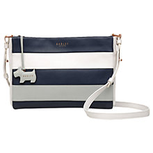 Buy Radley Syon Park Medium Leather Cross Body Bag Online at johnlewis.com