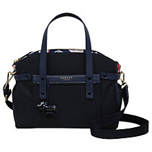Buy Radley River Street Medium Multiway Grab Bag, Ink Online at johnlewis.com