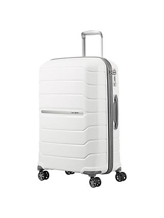 Samsonite Flux Spinner 4-Wheel 68cm Medium Suitcase