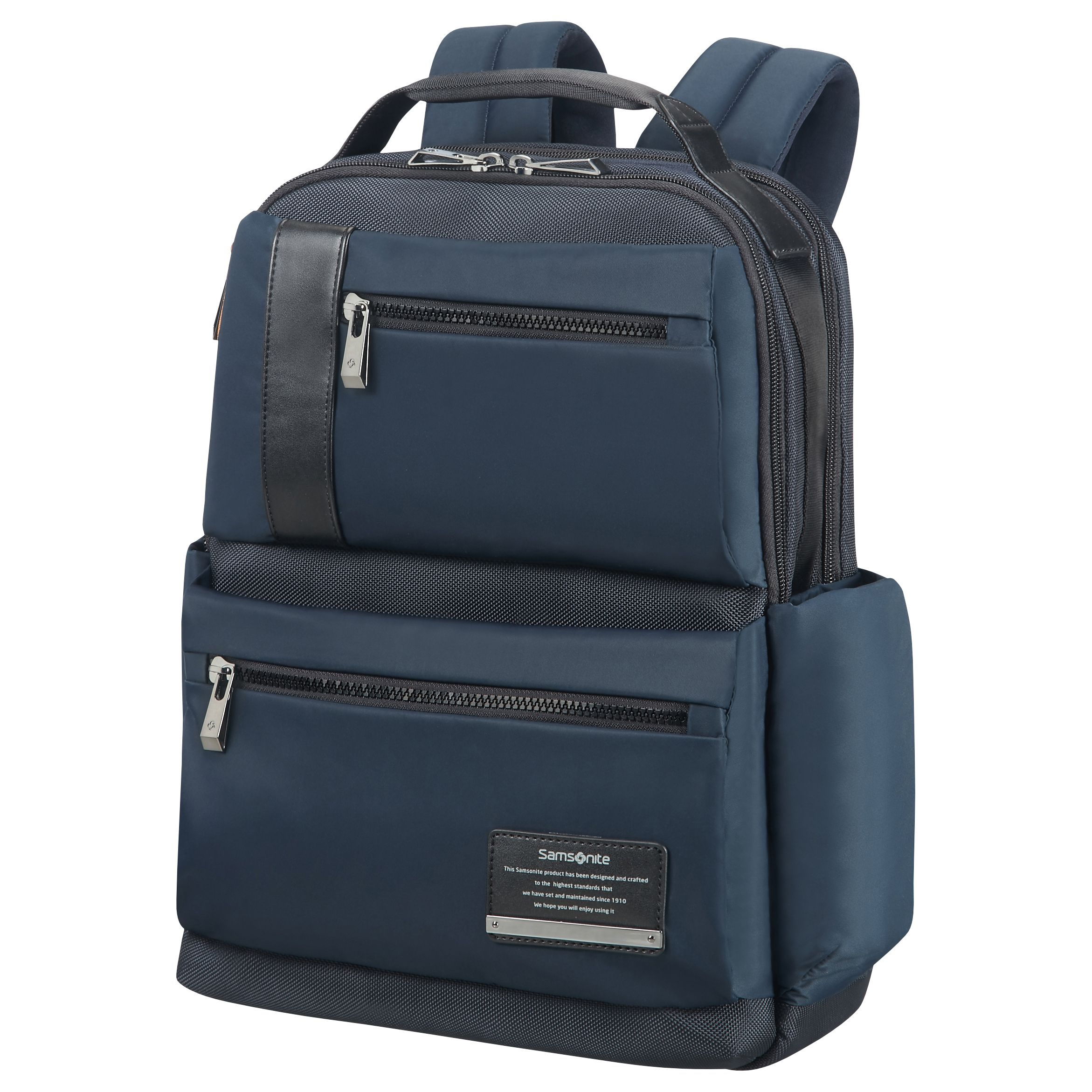 Samsonite Samsonite OpenRoad Laptop Backpack 14.1, Space Blue