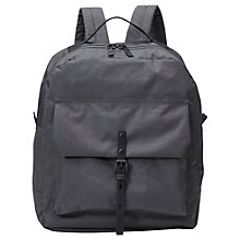 Buy Ally Capellino Ian Ripstop Nylon Backpack, Grey Online at johnlewis.com