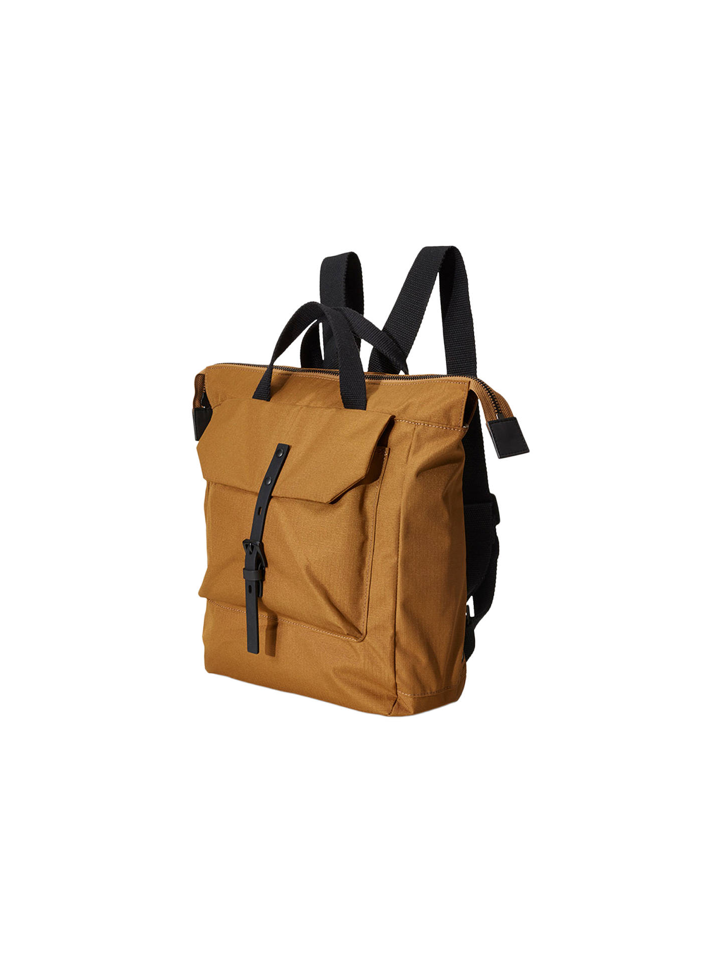 8a386fe299 Ally Capellino Frances Ripstop Nylon Backpack at John Lewis   Partners