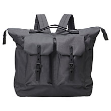 Buy Ally Capellino Frank Ripstop Nylon Backpack, Grey Online at johnlewis.com
