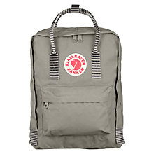 Buy Fjallraven Kanken Classic Stripe Backpack Online at johnlewis.com