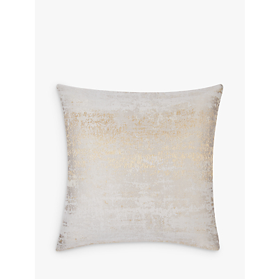 John Lewis Compton Cushion, Gold