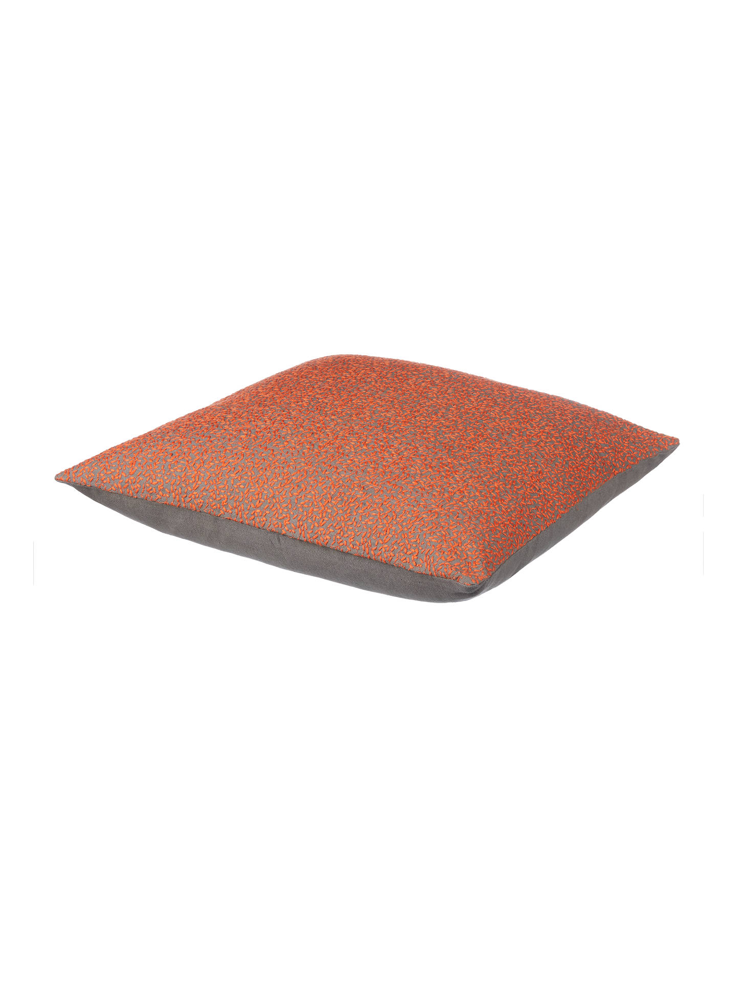 BuyHouse by John Lewis Dash Cushion, Chilli Online at johnlewis.com