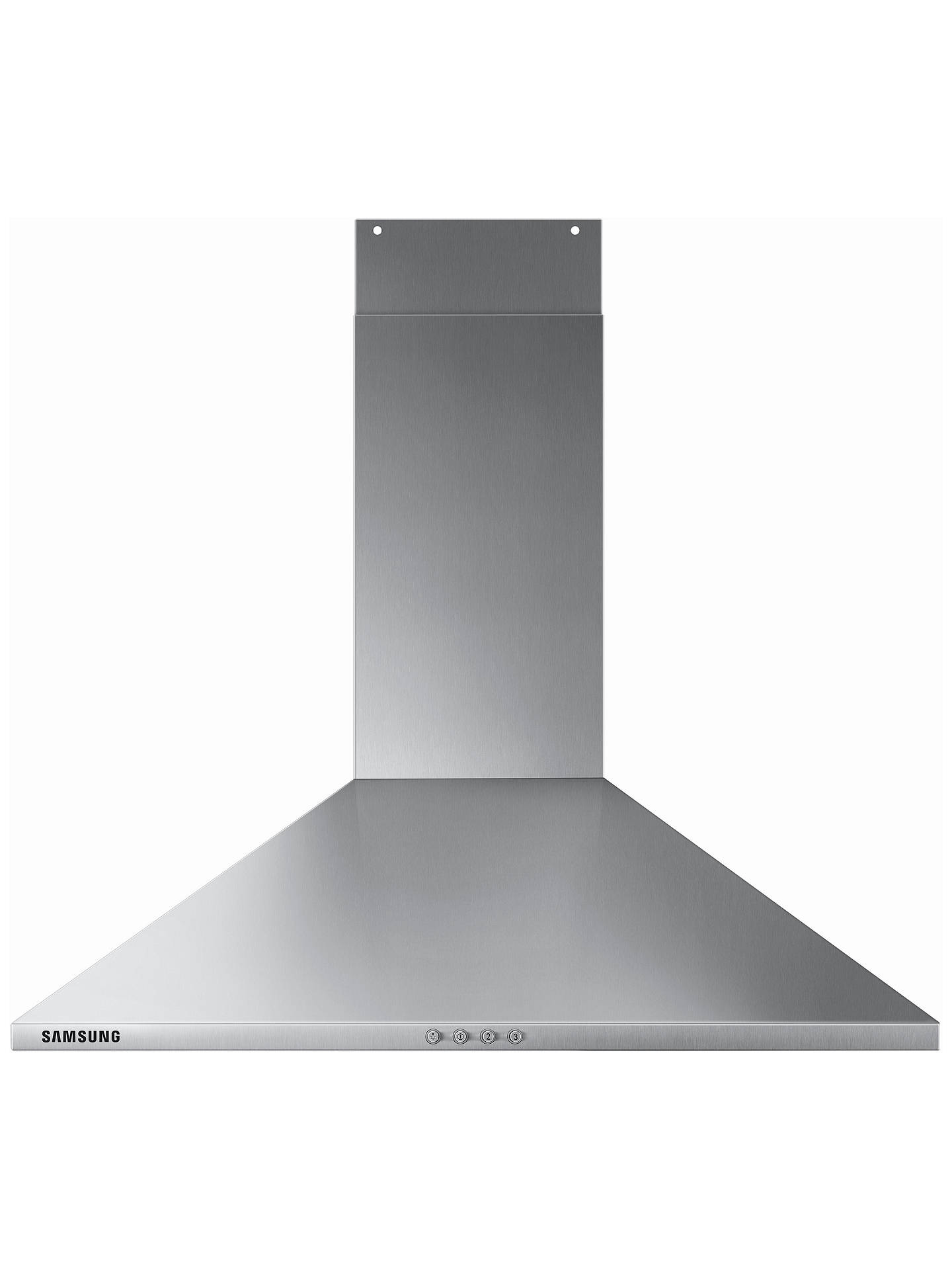 Buy Samsung NK24M3050PS/U1 Chimney Cooker Hood, 60cm Wide, Stainless Steel Online at johnlewis.com