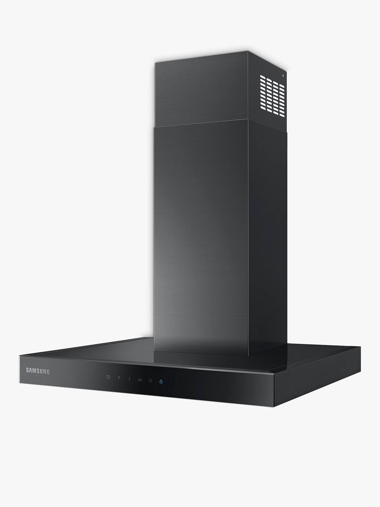 BuySamsung NK24M5070BM/UR Chimney Cooker Hood, Matte Black Online at johnlewis.com