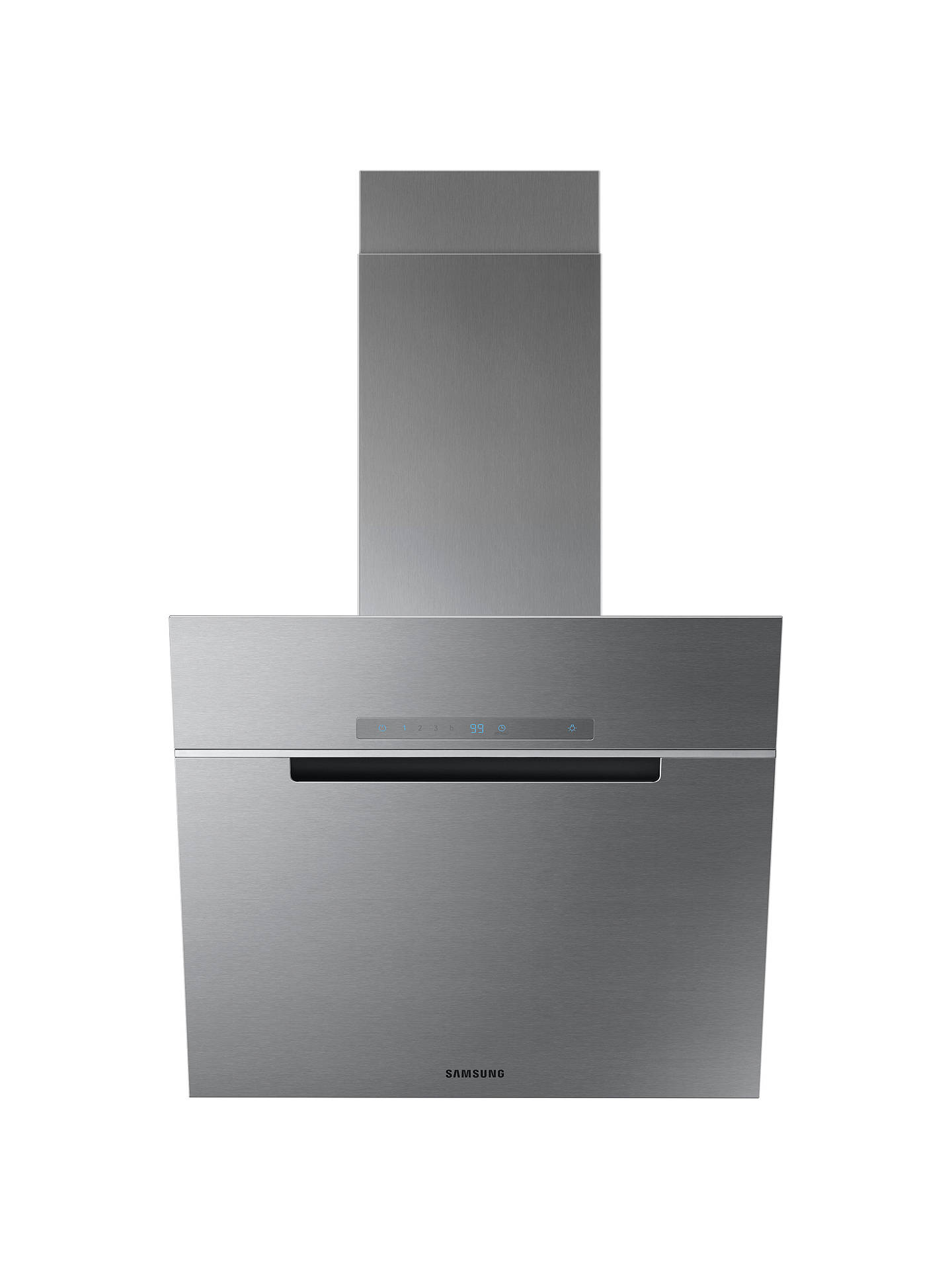 Buy Samsung NK24M7070VS/UR Chimney Cooker Hood, Stainless Steel Online at johnlewis.com