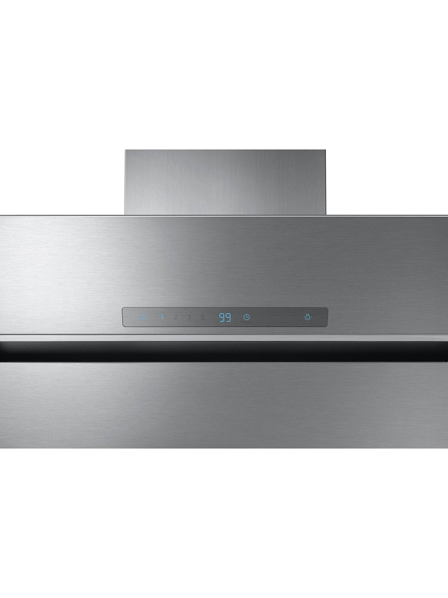 Buy Samsung NK36M7070VS/UR Chimney Cooker Hood, Stainless Steel Online at johnlewis.com