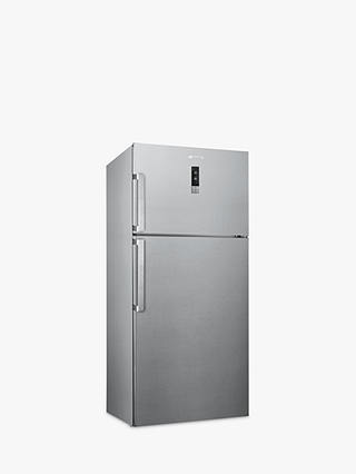Buy Smeg FD54PXNE4 Freestanding Fridge Freezer, 81cm Wide, A++ Energy Rating, Stainless Steel Online at johnlewis.com