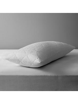 John Lewis & Partners Specialist Synthetic Active Anti Allergy Kingsize Pillow Protector