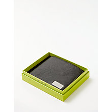Buy Ted Baker Brooce Zip Coin Wallet, Black Online at johnlewis.com