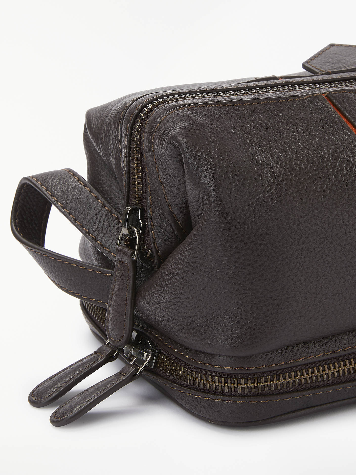 3d8c9a233 ... Buy Ted Baker Teekee Striped Leather Wash Bag