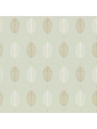 The Little Greene Paint Company Cones Wallpaper, 0272CNDABR
