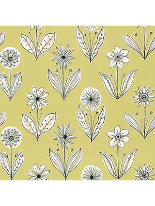 The Little Greene Paint Company Florette Wallpaper, 0272FLACIDD